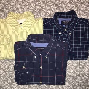 American Eagle Outfitters Men's button downs